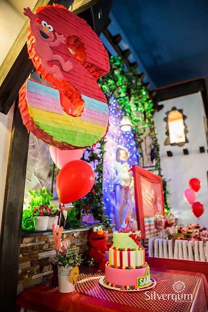 Susam Sokağı, Elmo Temalı Doğum Günü Fikirleri,Flama, Su Şişesi Etiketi, Peçete Etiketi,cupcake süsleri,etiket