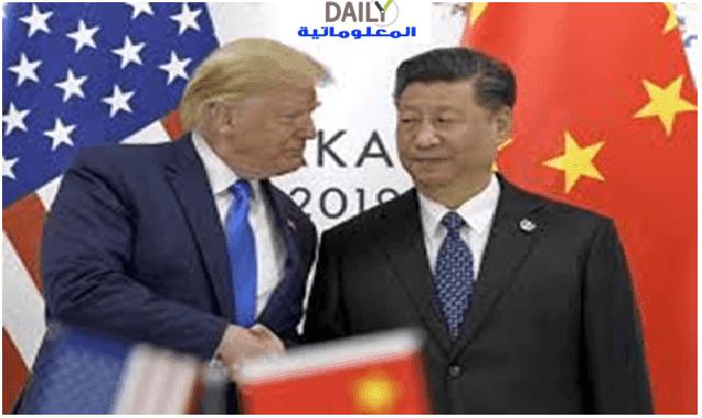 اتفاق  يجمع بين الولايات المتحدة والصين  لرفع الحظرعن هواوي