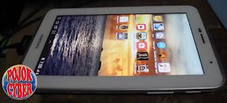 Tablet Samsung Kembali Menyala Normal Lagi