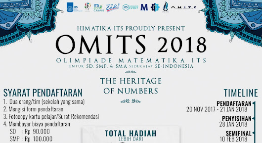 OMITS 2018... Lets join us!