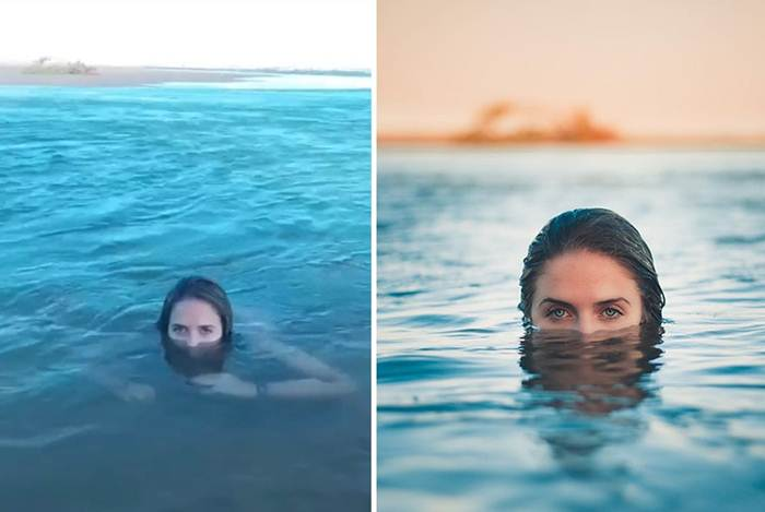 Photographer Reveals The Behind-The-Scenes Of His Photos