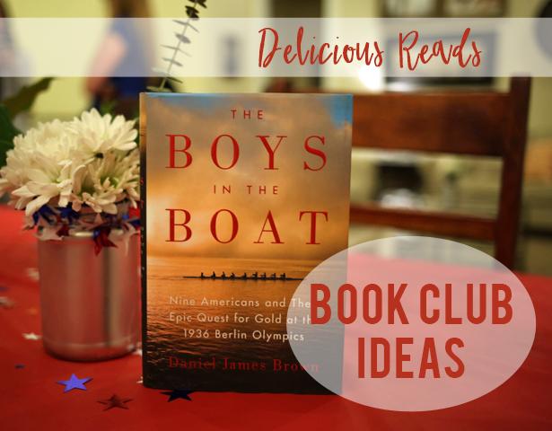 The Boys In Boat Book Club Ideas