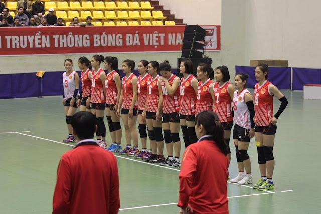 Đội nữ Kinh Bắc Bắc Ninh sẽ tham quan và thi đấu 4 thành phố ở Mỹ