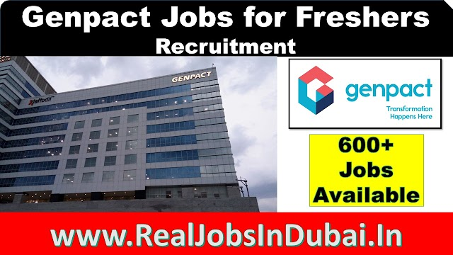 Genpact Jobs for Freshers Recruitment, Genpact Careers Vacancy Opening 2020 .