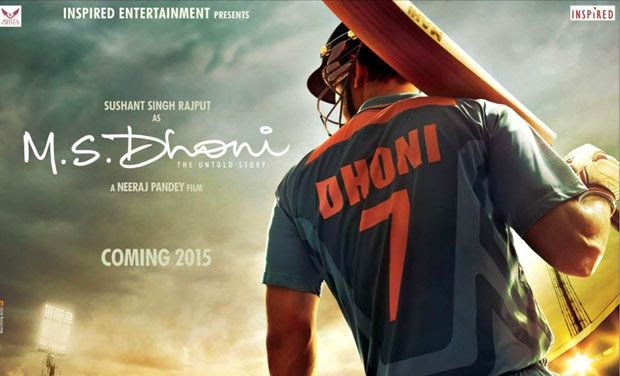 Sushant Singh Rajput Upcoming movie M.S.Dhoni release date: 30th September 2016, Actress image, poster