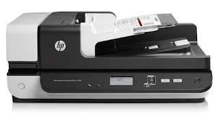 HP Scanjet Enterprise Flow 7500 Drivers Download