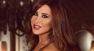 Najwa Karam is not injured