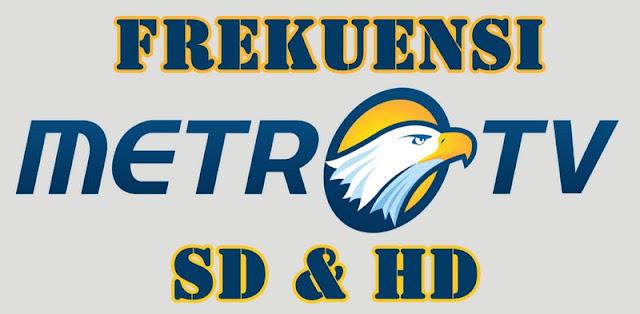 Frekuensi Metro TV SD dan HD