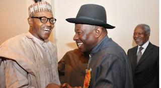 Jonathan, Buhari