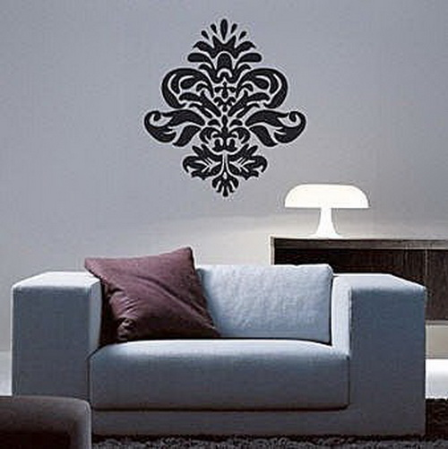 Amazing wall stickers for living room ideas for home decor - Wall sticker ideas for living room ...