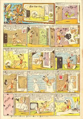 Rin-Tin-Tin, (Rin-Tin-Tin nº 188, 12-2-1965)