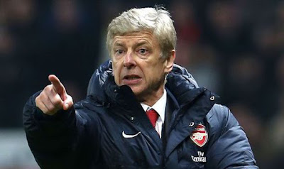Wenger rejects Barca
