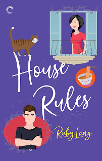House Rules by Ruby Lang blog tour