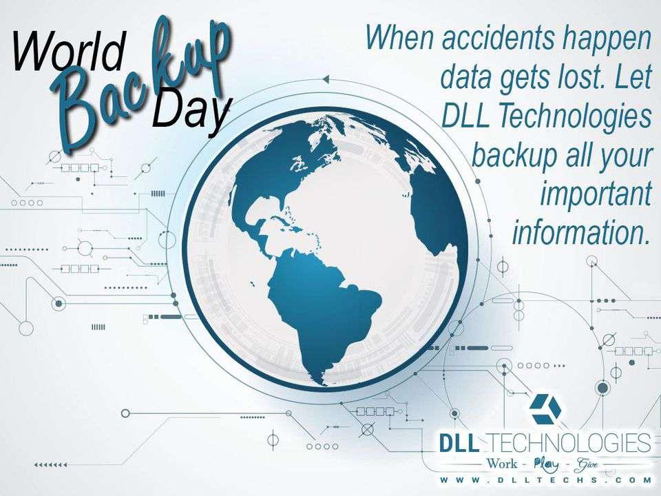 World Backup Day Wishes Images