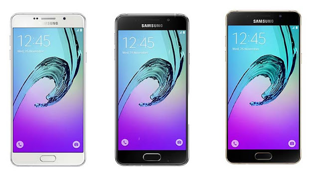 Samsung launches New Galaxy A3 , A5 And A7