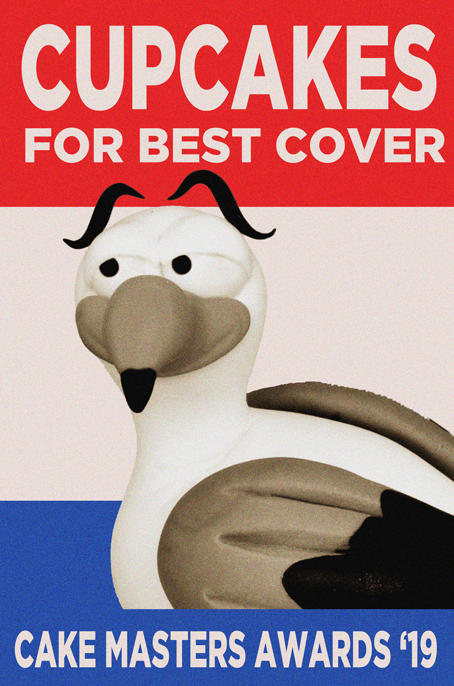 Poster de Campagne BEST MAGAZINE COVER AWARD