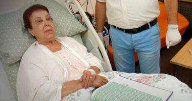 رسالة صوتية جديدة من رجاء الجداوي من داخل مستشفى العزل بالإسماعيلية
