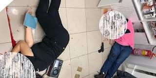 Homem invade loja, mata ex-mulher e comete suicídio em Maracanaú