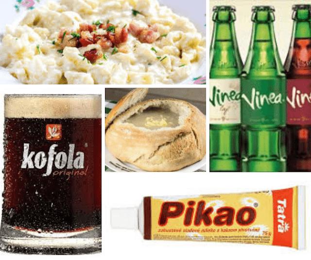 o que comer bratislava