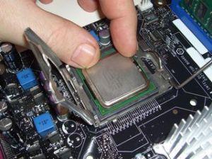 Cara Memasang Processor ke Motherboard