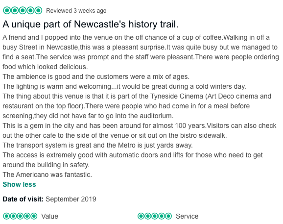 5 Fantastic Independent Newcastle Coffee Shops Visit Newcastle