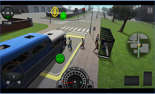 Download City Bus Simulator 2016 v1.7 Mod Apk