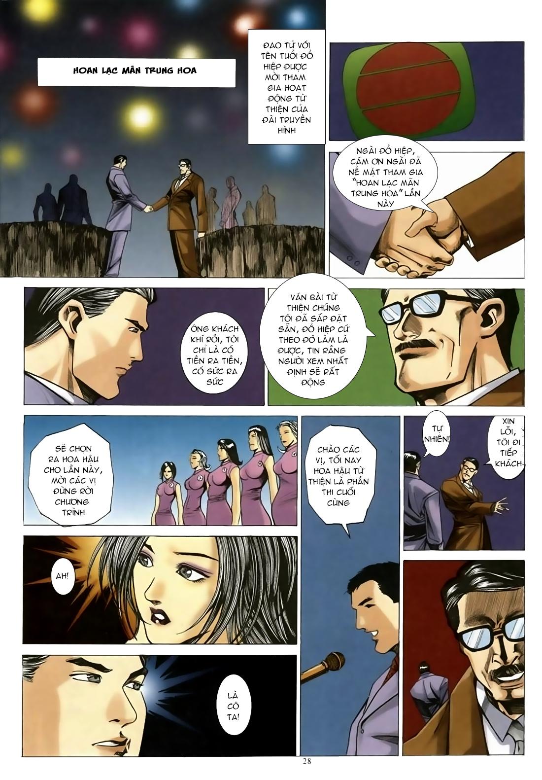 Đổ Hiệp Truyền Kỳ chap 1 - Trang 27