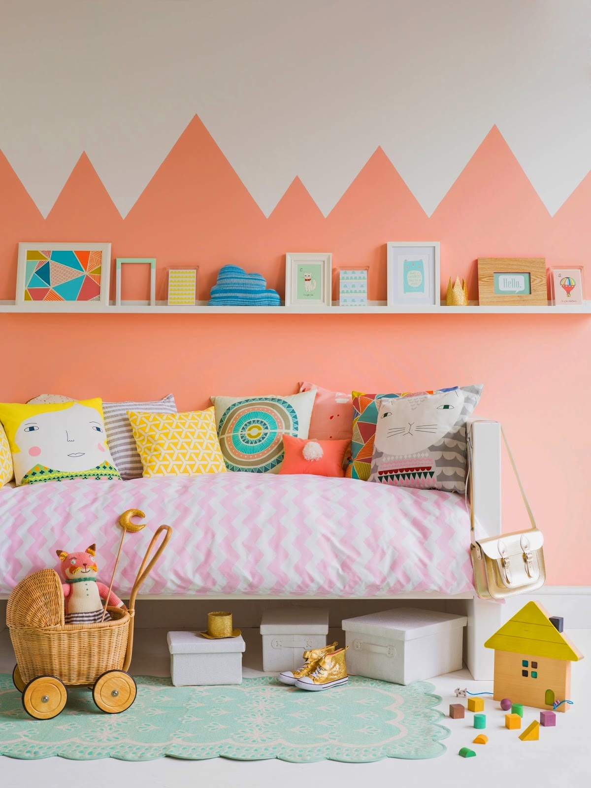 decora o de quarto infantil inspira o de blogs gringos jeito de casa blog de decora o. Black Bedroom Furniture Sets. Home Design Ideas