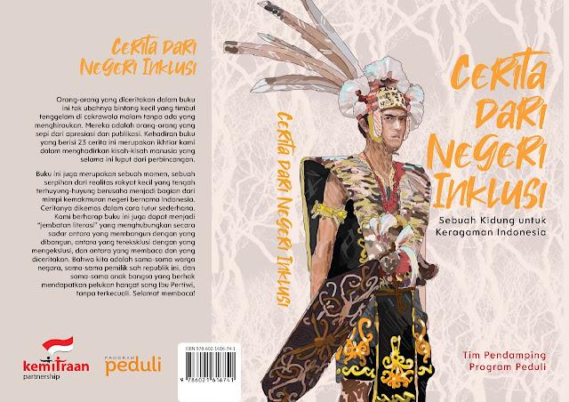 Buku: Cerita dari Negeri Inklusi