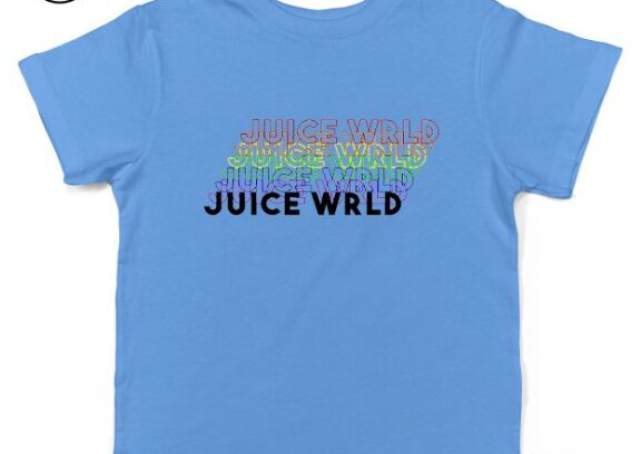 Juice Wrld Rainbow youth T-Shirt