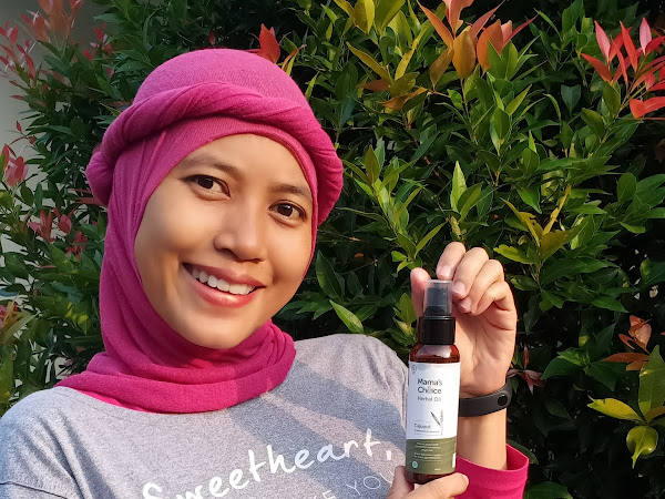 Mama's Choice Herba Oil : Minyak Pijat Aman Untuk Ibu Hamil dan Menyusui