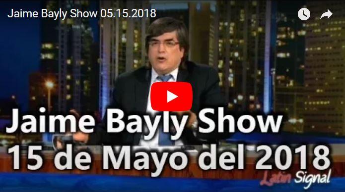 Jaime Bayly cuenta la agresión del Coronel Lugo