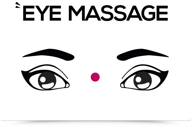 titik pijat mata ketiga di tengah mata ada titik akupresor