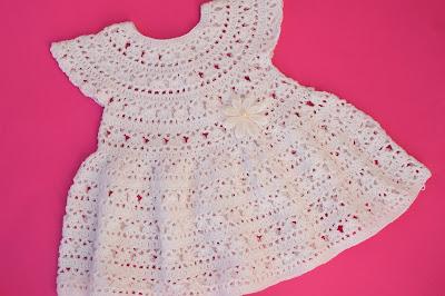 1 - Crochet Imagen Falda para canesú cuadrado a crochet Majovel crochet