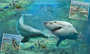 تنزيل لعبه هجوم القرش