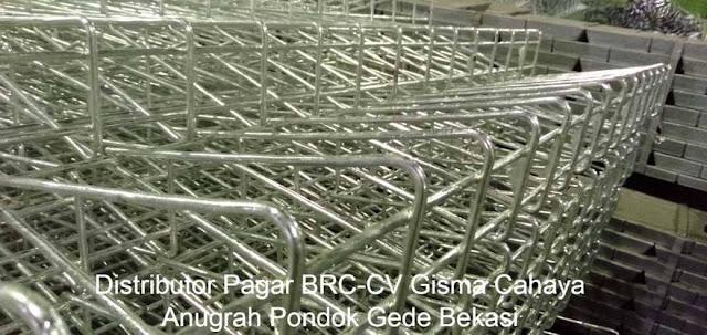 Distributor-Supplier Pagar BRC Bandung Jawa Barat