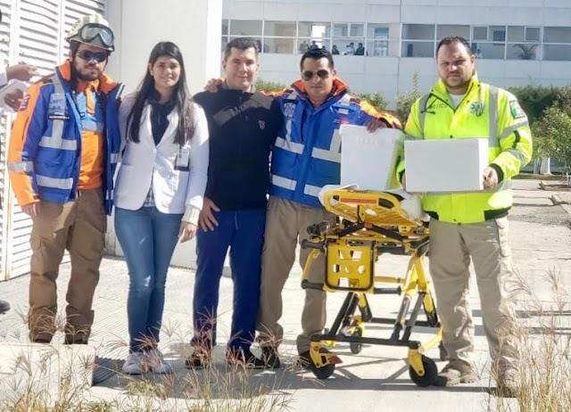 Unidad de Trasplantes del HCG realiza trasplante de riñón gracias a donante altruista de Guanajuato
