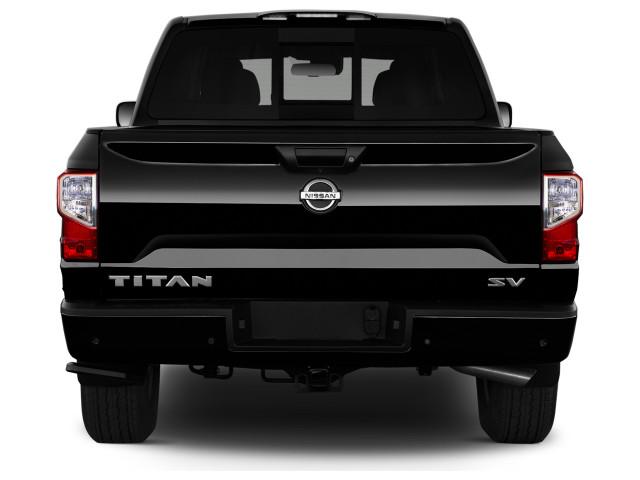 2021 Nissan Titan Review