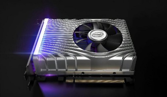 CyberPowerPC is selling a gaming PC with the first discrete Intel graphics card
