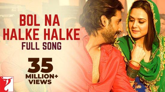 Bol Na Halke Halke Lyrics Jhoom Barabar Jhoom ft Abhishek Bachchan