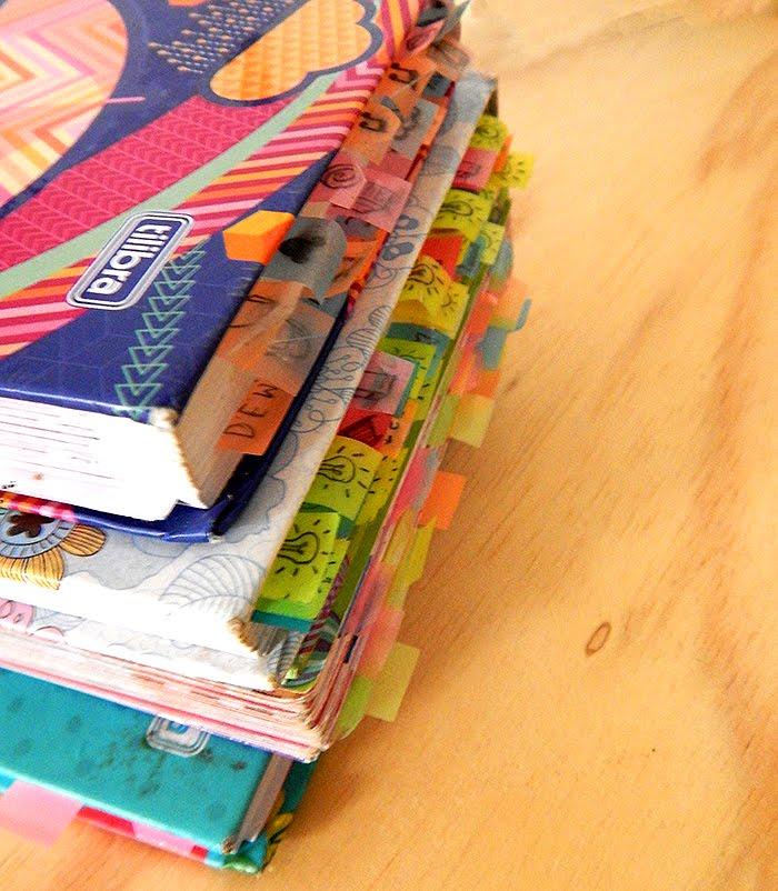 Mudando de agenda diária pro bullet journal | Amavelmente Irônica