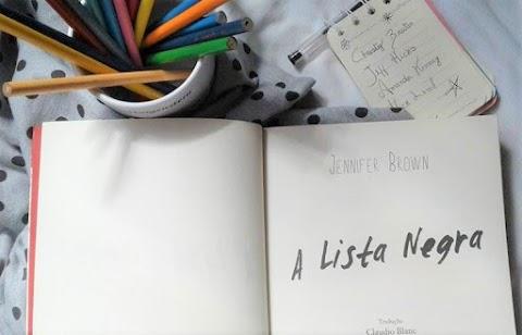 Resenha: A Lista Negra – Jennifer Brown