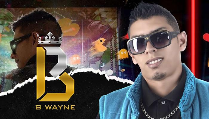 B Wayne un joven de 28 años, que se proyecta como la promesa del genero urbano en el valle del cauca.