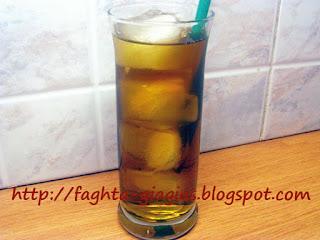 Παγωμένο τσάι - Ice tea ⇒ από «Τα φαγητά της γιαγιάς»