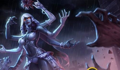 Ngọc bổ suport nâng cao sức mạnh của Kahlii.