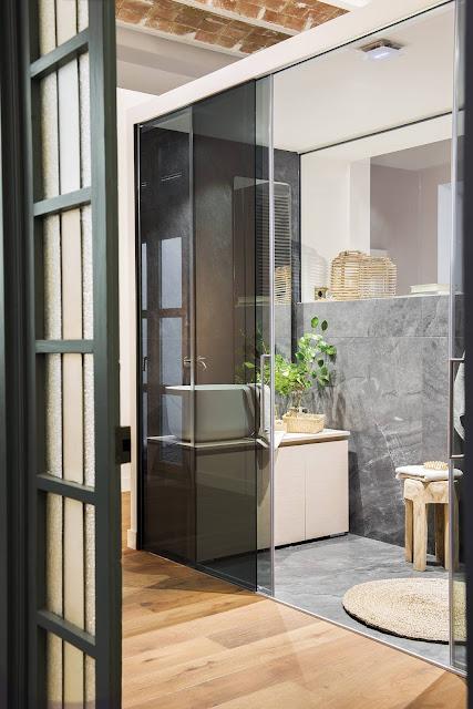 Дизайн-проекты. Реформа дома в Испании, сочетающая историю и современность
