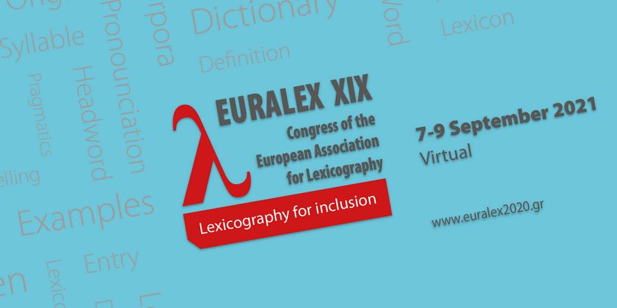 ΔΠΘ: 19ο Διεθνές Συνέδριο της Ευρωπαϊκής Εταιρείας Λεξικογραφίας