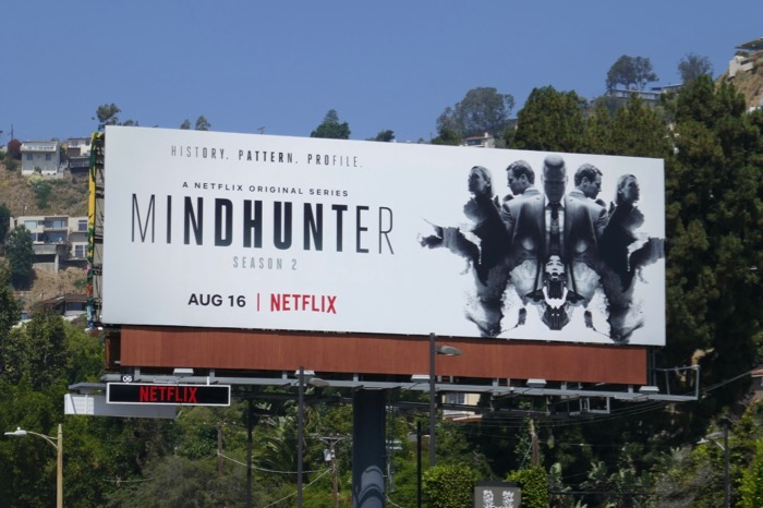 Mindhunter season 2 Rorschach test billboard