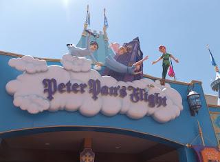 Magic Kingdom Peter Pan