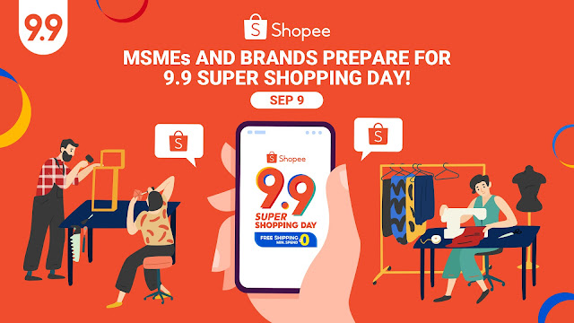 Shopee 9.9 Super Shopping Sale